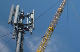 移動通信工事業